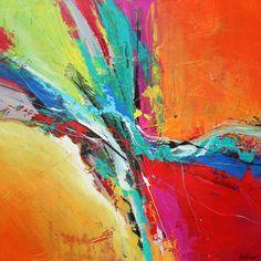 """Saatchi Art Artist Pierre Bellemare; Painting, """"Sukhumvit"""" #art"""