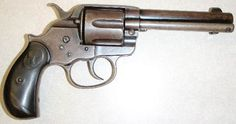 M1878 Colt .45 DA revolver
