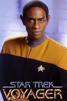 Star Trek: Voyager ... Lt. Tuvok - Tim Russ