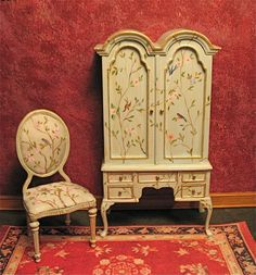 584 Best Miniature Furniture For The Dolls House Images In