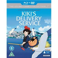 Kiki's Delivery Service: Double Play (2 Discs) (Blu-ray)