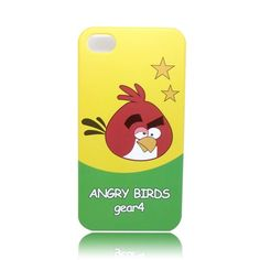 Angry Birds Hard Case Cover Skin for iPhone 4G / 4S (D) - Cases & Skins - iPhone 4/4S - iPhone Accessories