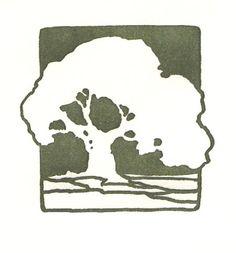 Oak Tree by Yoshiko Yamamoto, Printed letterpress