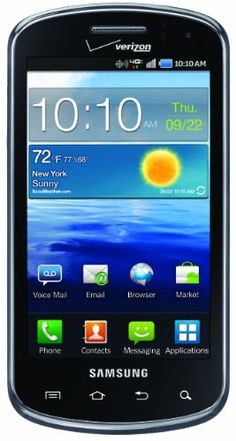 Mobile Phones + Service Plans + Wireless Accessories | National Phone » Samsung Stratosphere 4G Android Phone (Verizon Wireless) NationalPhone.net