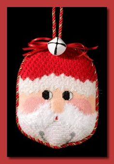 JCZ Designs - Jingle Bell Santa