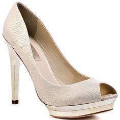 BCBG Max Azria Women's Dart Dress Shoes,Bone « Impulse Clothes