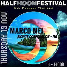 Marco Mei ---Thailand calling !!