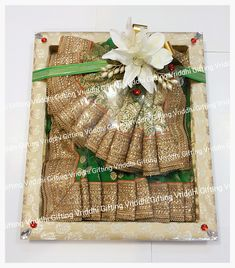 66 Ideas bridal gifts for bride baskets Bridal Gifts For Bride, Indian Wedding Gifts, Indian Wedding Decorations, Bridal Gift Baskets, Trousseau Packing, Mehndi Decor, Marriage Gifts, Marriage Decoration, Engagement Decorations