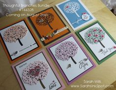 The brand new THOUGHTFUL BRANCHES BUNDLE is AWESOME y'all!