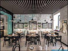 Empanadas bar, Moscow on Behance