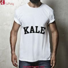 KALE vegan t-shirts for Men T-Shirt, Women T-Shirt, Unisex T-Shirt