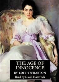 age of innocence be Edith Wharton
