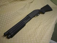 remington 870 tactical, I want this for our first gun. We need this ASAP I don't want to be unprotected