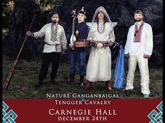 HELP NATURE GANGANBAIGAL GET BOOKED AT CARNEGIE HALL THIS HOLIDAY SEASON!!!