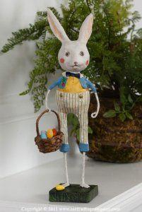 Bobby Bunny   Design by Lori Mitchell for ESC and Company, Inc.  www.escandcompany.com
