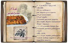 Συνταγές, αναμνήσεις, στιγμές... από το παλιό τετράδιο...: Ρολά μελιτζάνας! Lava, Romantic Notes, Greek Recipes, 3 D, Memories, Vegetables, Blog, Vintage, Kitchens