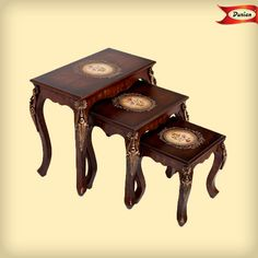 We got the perfect table with the best size. Get the perfect size you want with Durian. #RoyalDecor