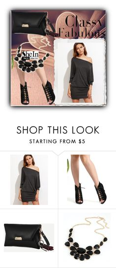 """""""1/22 shein"""" by fatimka-becirovic ❤ liked on Polyvore"""