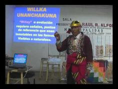 Símbolos Sagrados INKAS (Parte 1) - Lic. Evaristo Pfuturi Consa - YouTube