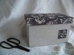 English box...