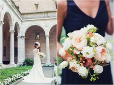 Christen and Ryan's Boston Massachusetts Wedding, The Boston Public Library Wedding Photographers in RI Snap Weddings