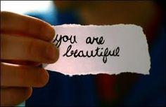 God made you...