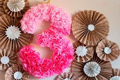 36 Cool DIY Crafts Using Coffee Filters that Will Surprise You Craft Ideas Fun Crafts For Kids, Easy Diy Crafts, Creative Crafts, Crafts To Make, Coffee Filter Crafts, Coffee Filters, Cool Diy, Diy Wedding Projects, Diy Projects