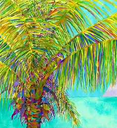 A personal favorite from my Etsy shop https://www.etsy.com/listing/251784409/the-palm-watercolor-paper