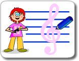 Actividades y juegos para aprender y practicar el lenguaje musical