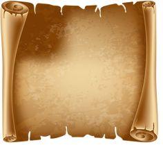 Parchemins vierge idéal pour le livret de l'explorateur