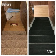 Real Girl's Realm: Transform Your Stairs Using Paint