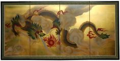 Oriental Furniture Great Chinese Lunar Asian Graduation Gift Idea, 36 by 72-Inch Sky Dragon Gold Leaf Wall Art Screen by ORIENTAL FURNITURE. $214.00. Beautiful handpainted watercolors and ink handcrafted silk screens, sung, ming, sumi-e wall art. Browse our huge selection of japanese, chinese, asian décor, room dividers, art, lamps and gifts. Exquisite hand applique 24 carat gold leaf, easy wall mounting or hinged to display folded. 6 feet long by 3 feet tall, remakable wor...