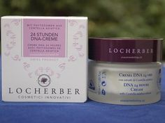 Locherber DNA 24 Stunden Creme beinhaltet vegetative DNA-Bestandteile, welche trockene und gestresste Gesichtshaut sofort mit Feuchtigkeit versorgen und ihr ein strahlendes und glattes Aussehen verlei