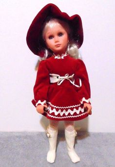 Lovely Bettina Fashion Doll Sebino Italy 1960s or 1970s | eBay sold for $314 on…