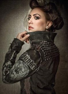 Junker Designs Jacket