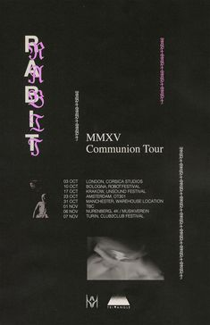 Rabit Communion Tour MMXV