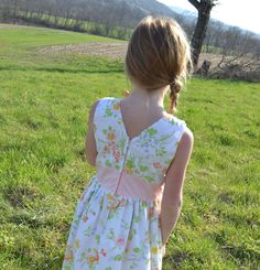 Blushing Izzy Dress Tutorial