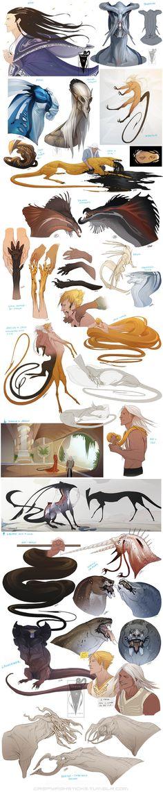 Alien Concepts Designs.