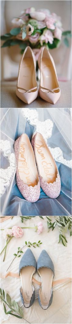 18 Must-have Chic Spring Wedding Shoes to Stand You Out! #weddings