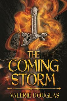 """Books Direct: """"The Coming Storm"""" by Valerie Douglas - INTERVIEW"""