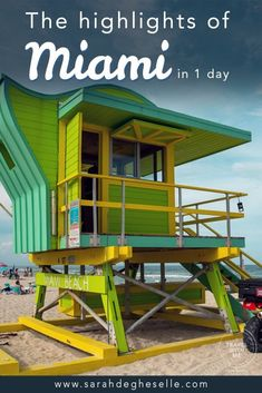 The best itinerary to explore Miami in 1 day | USA | Travel with Me