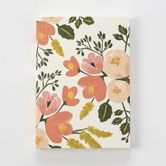 Stockists of the best range of Rifle Paper Co Stationery & Cards in the UK. Beautiful illustrations and attention to detail make their stationery truly unique! Journal Notebook, Diy Notebook, Notebook Design, Print Design, Graphic Design, Rifle Paper Co, Surface Pattern Design, Bookbinding, Dreams