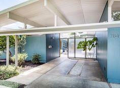 Recently sold: $1,770,000. Refreshingly modern, remodeled Eichler home