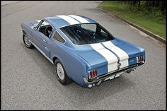 1966 Shelby GT350 Fastback 289/306 HP, 4-Speed presented as lot F155 at Monterey, CA 2013 - image2