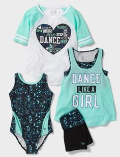 Love this dance outfit