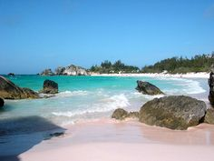 Horseshoe Bay, Bermuda. Definitely one of my favorite places!
