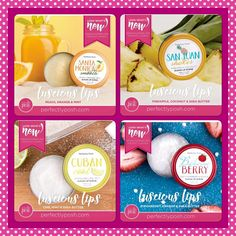 These sugar lip scrubs are my jam!  https://jessiec.po.sh