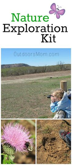 OutdoorsMom: Nature Exploration Kit + Giveaway