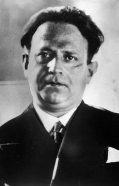 Kurt Tucholsky was a German writer&Poet. I adore his writings, especially Schloss Gripsholm. He died Quite young and terribly unhappy. His Books were Burned in his fatherland ... 1890 - 1935