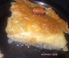 Σπιτικό γαλακτομπούρεκο Greek Beauty, Party Desserts, Pie, Sweets, Cheese, Recipes, Traditional, Food, Torte